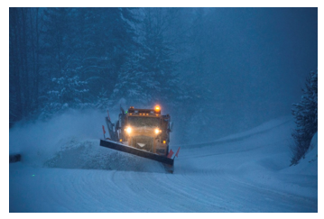photo: snowplow